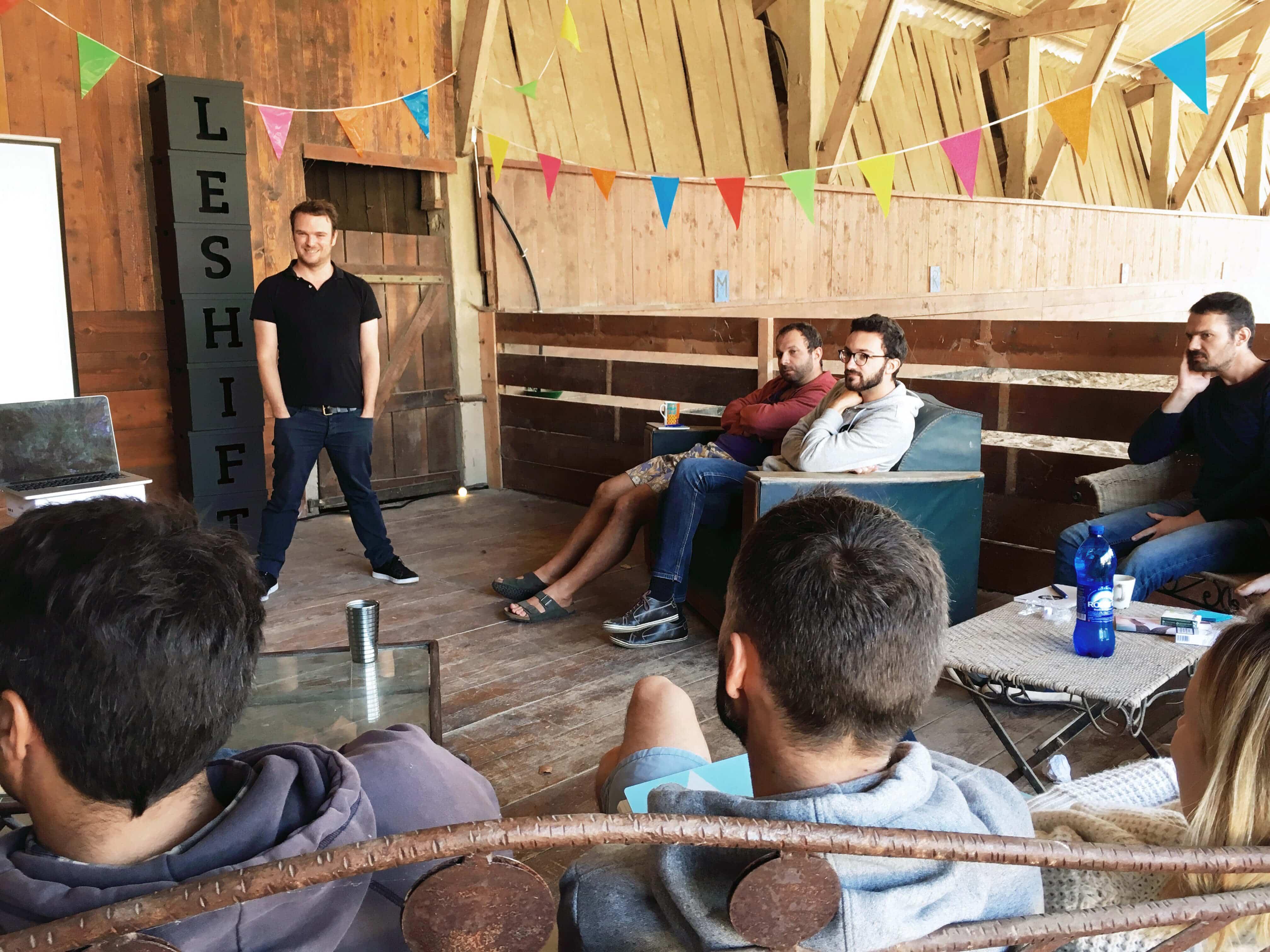 Ateliers Summercamp