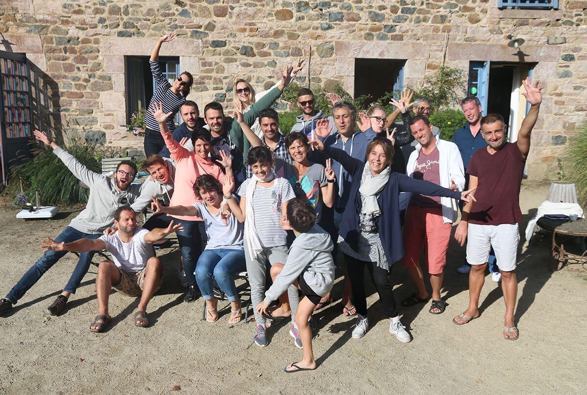 summercamp 2016 team photo